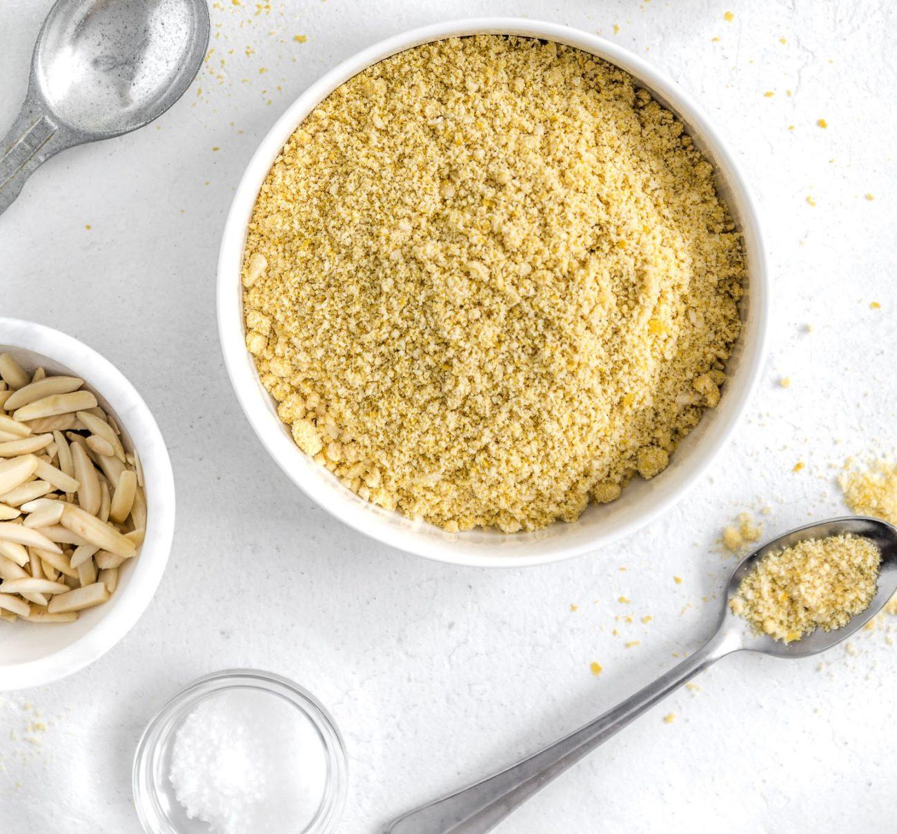 Parmigiano vegan