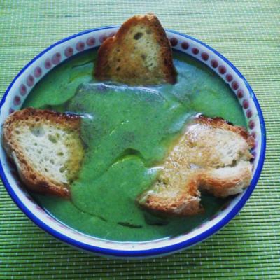 crema di broccoli